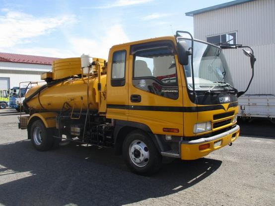 ISUZU FORWARD KK-FRR35D4