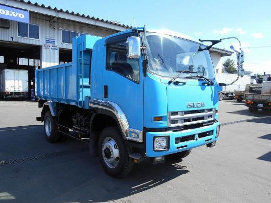 ISUZU FORWARD SKG-FRS90S2